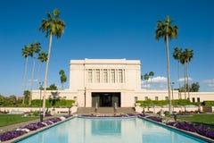 Mesa Arizona Temple Royalty Free Stock Image