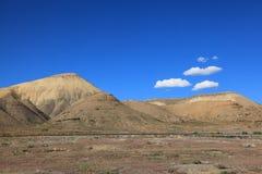 Paisaje 2 de la montaña Foto de archivo libre de regalías