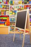 Mesa da escola Imagem de Stock Royalty Free