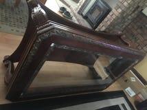 Mesa de centro em seu lado Imagens de Stock Royalty Free