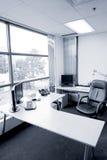 Mesa de escritório Fotografia de Stock Royalty Free