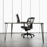 Mesa de escritório. Imagens de Stock Royalty Free