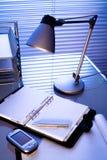 Mesa de escritório Foto de Stock