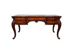 Mesa de escrita do vintage Imagens de Stock Royalty Free