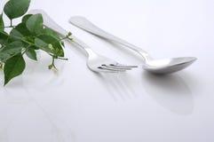 Mesa de jantar Imagens de Stock