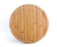 Mesa de madeira Imagem de Stock Royalty Free