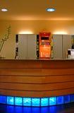Mesa de recepção Foto de Stock Royalty Free