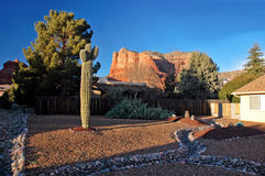 MESA de Sedona Arizona Photos stock