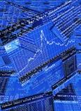Mesa de troca proprietária Imagens de Stock Royalty Free