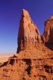 Mesa in de Vallei van het Monument stock afbeelding