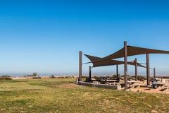 MESA del monumento al parco di stato del giacimento del confine Fotografie Stock Libere da Diritti