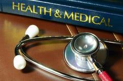 A mesa do doutor. Imagem de Stock