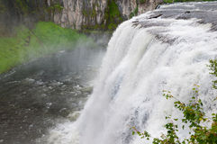 Mesa Falls Royalty Free Stock Images