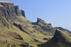 Mesa - montanhas Imagens de Stock Royalty Free