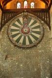 Mesa redonda do rei Arthur Foto de Stock