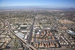 Mesa Suburbs Stock Images