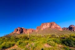 Mesa Trail preto Fotos de Stock