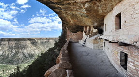 Mesa verde. National park colorado royalty free stock photography
