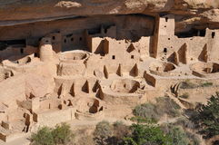 Mesa verde. National park colorado stock images