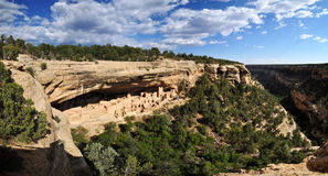Mesa verde. National park colorado stock photo