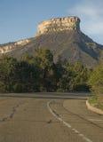 Mesa Verde Stock Afbeelding