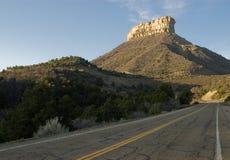 Mesa Verde Royalty-vrije Stock Fotografie