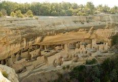 Mesa Verde Royalty-vrije Stock Afbeeldingen