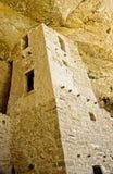 Mesa Verde Anasazi Cliff Dwellings Royaltyfria Foton