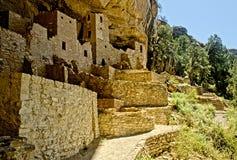 Mesa Verde Anasazi Cliff Dwellings Arkivbild