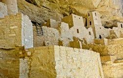 Mesa Verde Anasazi Cliff Dwellings Royaltyfri Bild