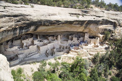 Mesa verde homes Stock Image