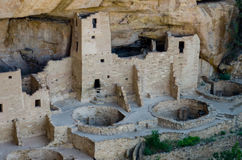 Mesa Verde Narrow Royalty Free Stock Images