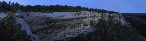 Mesa verde national park Stock Photography