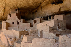 Mesa Verde National Park, Cliff Palace Royalty Free Stock Photography