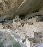 Mesa Verde National Park, Co Stock Image