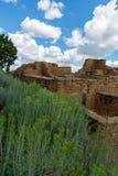 Mesa Verde National Park in Colorado Royalty-vrije Stock Foto