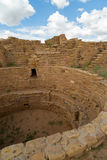 Mesa Verde National Park in Colorado. Royalty Free Stock Photo