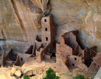 Mesa Verde National Park Royalty Free Stock Photography