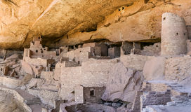 Mesa Verde National Park in Colorado Royalty Free Stock Images
