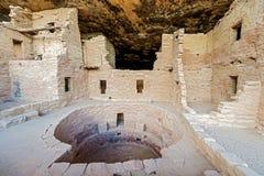 Mesa Verde National Park em Colorado, EUA Fotos de Stock Royalty Free