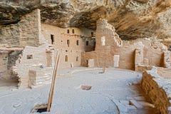 Mesa Verde National Park em Colorado, EUA Foto de Stock Royalty Free
