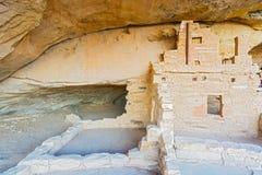 Mesa Verde National Park em Colorado, EUA Imagens de Stock