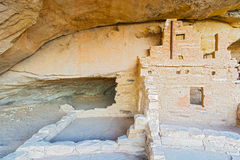 Mesa Verde National Park In Colorado, USA Stock Images