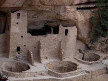 Mesa Verde National Park - le Colorado Images libres de droits