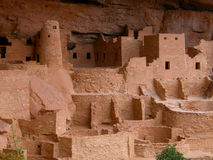 Mesa Verde National Park - le Colorado Photos stock