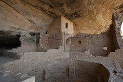 Mesa Verde National Park, perto de Cortez, Colorado, EUA fotografia de stock royalty free