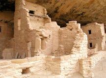Mesa Verde ruïneert 1 Stock Foto's