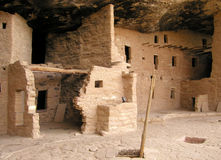 Mesa Verde Ruins 2 Stock Photography