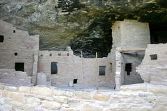 Mesa Verde Ruins Royaltyfri Bild