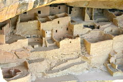 Mesa Verde Ruins Royalty Free Stock Photo